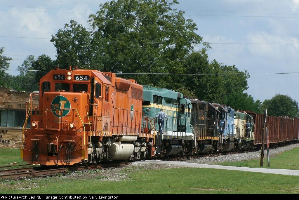 HRT 654 Bowersville