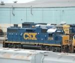 CSX 2536