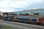 CSX 2445 & 1018, The Hump Set