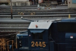CSX 2445 with remote control setup