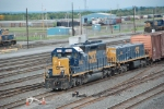 CSX Mother & Slug humping cars