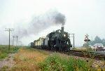 C&NW 4-6-0 Class R-1 1385