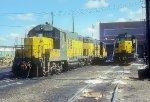 C&NW GP9 1772