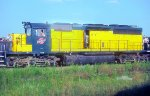 C&NW SD40-2 6804