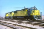 C&NW SD60 8032