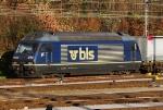 BLS Cargo AG, Switzerland
