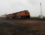BNSF 7803 West