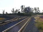 A look at the norht end of Hialeah Yard