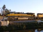Train 222 leaving Hialeah Yard