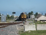 CSX O721 taking the Lehigh Spur