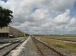 South side of MIA, CSX left and center, FEC on right.