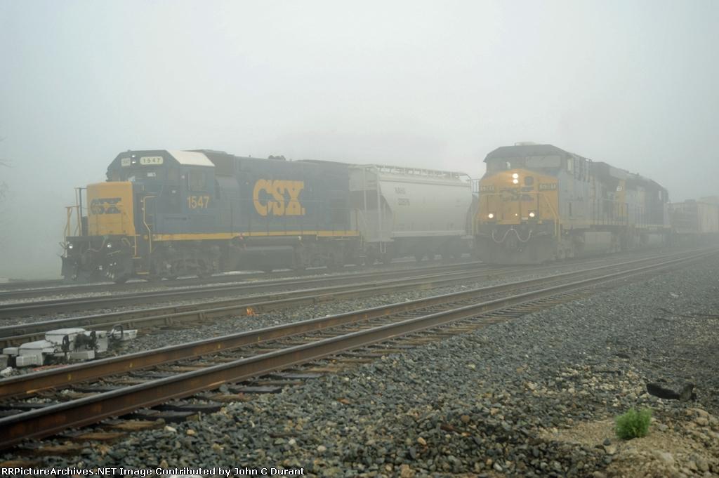 CSX 5381 Q394