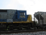 CSX 7578, trailing unit on Q453