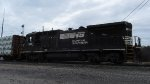 NS Hammerhead in yard service