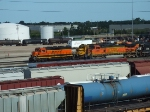 BNSF 2033 and 4896