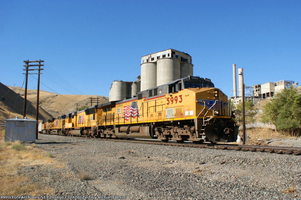 UP 5993 East