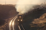 E/B UP Train