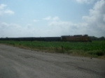 UP 6485 westbound UP empty coal train