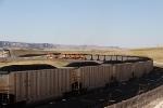 S/B BNSF Train DPU/Helpers