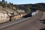 N/B BNSF Train DPU & S/B BNSF Train DPU/Helpers
