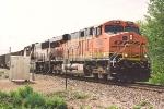 Eastbound coal loads approach WSS