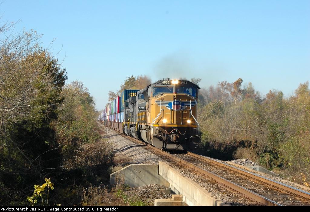 A Northbound Z train