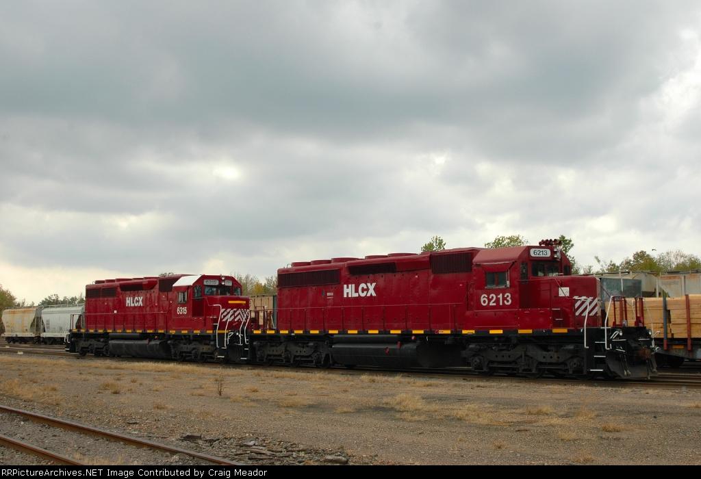 HLCX 6213 & HLCX 6315