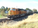 BNSF 8957 and 9635