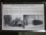 Sign for Jersey Shore & Antes Fort Railroad 3
