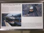 Sign for Philadelphia & Western (SEPTA) 209