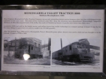 Sign for Monongahela Calley Traction 3000