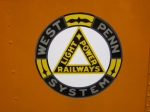 West Penn Railroad logo
