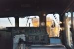 In Cab of Ex-SP