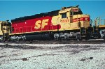 ATSF SD45 5344