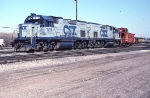 Early CSX Blue/Grey