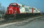 Soo SD60's