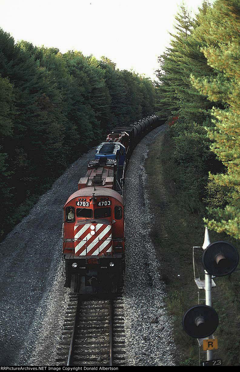CP Acid train