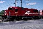 SOO SD60 6055