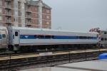 Amtrak Horizion Dinette