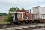 SOO caboose 134