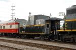 BRC caboose 127