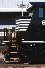 NS 6900 Nose closeup