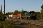 CSX 7522 BNSF 7282 & 7243
