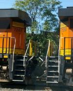 BNSF 7282 & 7243