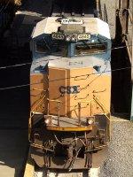 CSXT EMD SD70ACe 4845