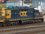 CSXT EMD SD40-2 8246