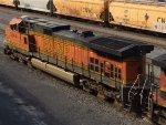 BNSF GE C44-9W 5244