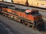 BNSF GE C44-9W 998
