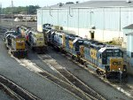 CSX & MARC Power