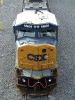 CSXT EMD SD60M 8759